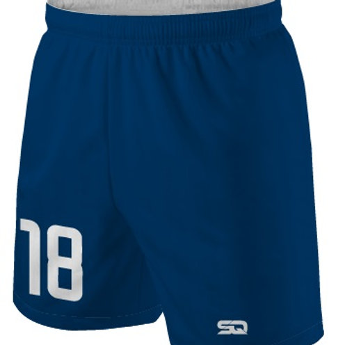 SMUFC SQ 2018 Game Shorts Navy