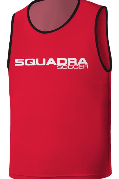 SQ Training Bib - Red