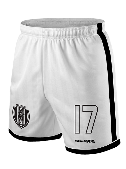 Cesena Game Shorts, White
