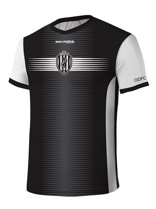 Cesena Game Jersey, Black