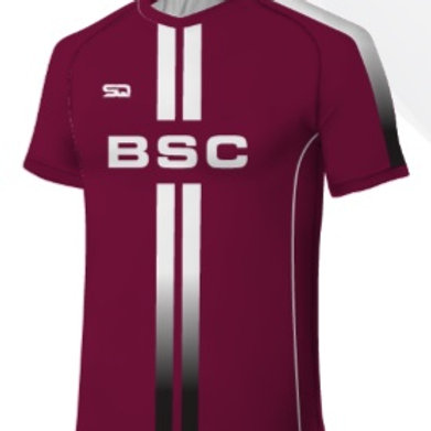 BSC Player Game Jersey Maroon