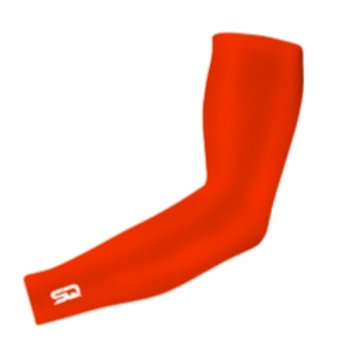 SQ Compression Sleeve Orange