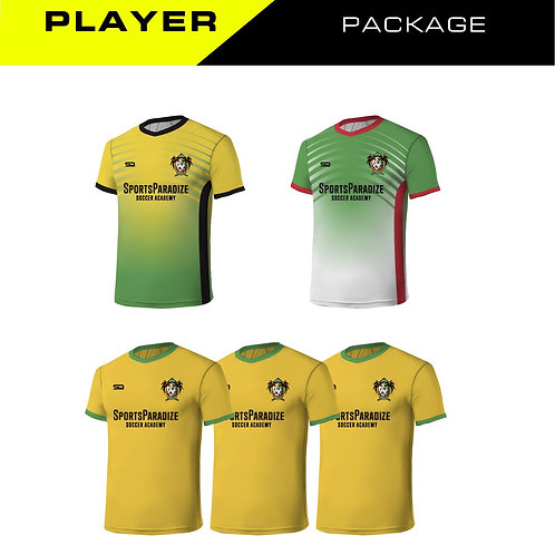 SPSA Player Package (Tops)