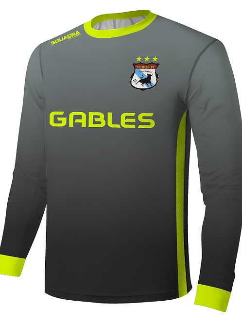 CG TOROS/STORM GK Game LS Jersey (Away)