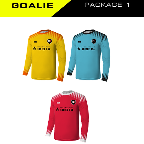 B1USA Goal Keeper Package 1 (Tops)