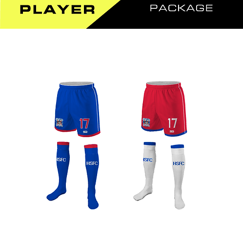 Heat Strikers Player Package (Bottoms)