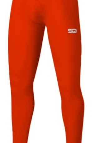 SQ Compression Tights Orange