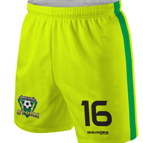 CG TOROS/STORM PLAYER Shorts (Away)