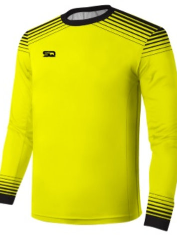 YOUR CLUB Goal Keeper LS Jersey Yellow