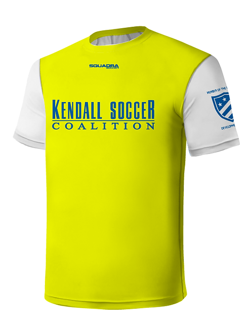 KSC Pre Game Jersey Gold