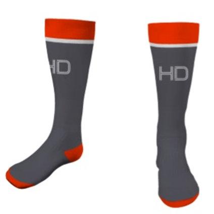 HD Socks Grey