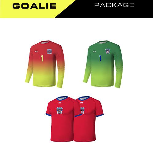 Heat Strikers Goal Keeper Package (Tops)