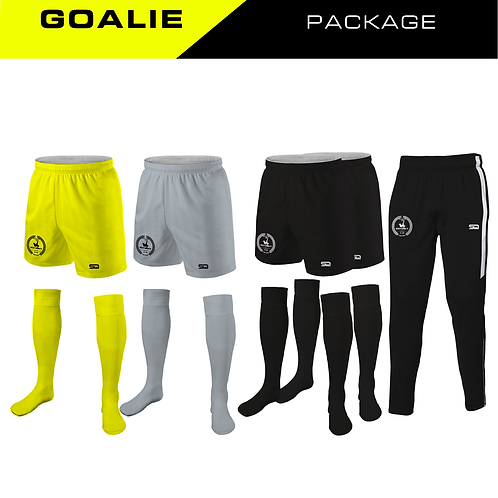 Inter FL Goalkeeper Package (Bottoms)