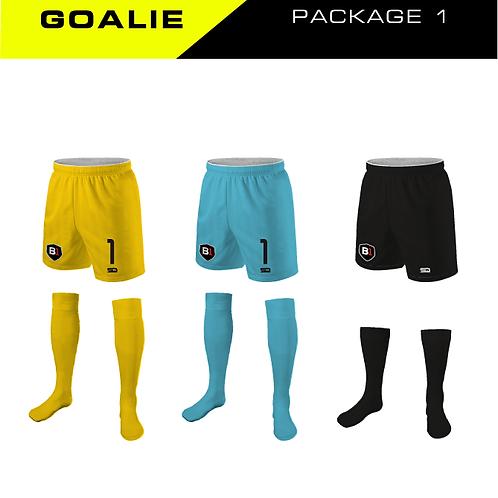 B1USA Goal Keeper Package 1 (Bottoms)