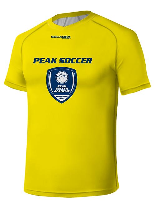 PEAK Practice Jersey Yellow