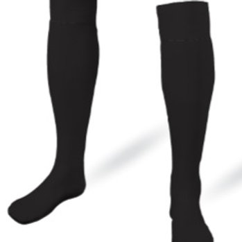 SQ Player Training Socks Black