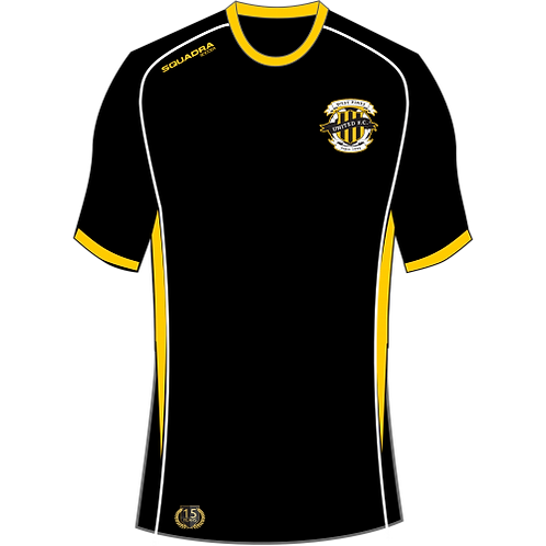 WPU Game Jersey Black (Away)