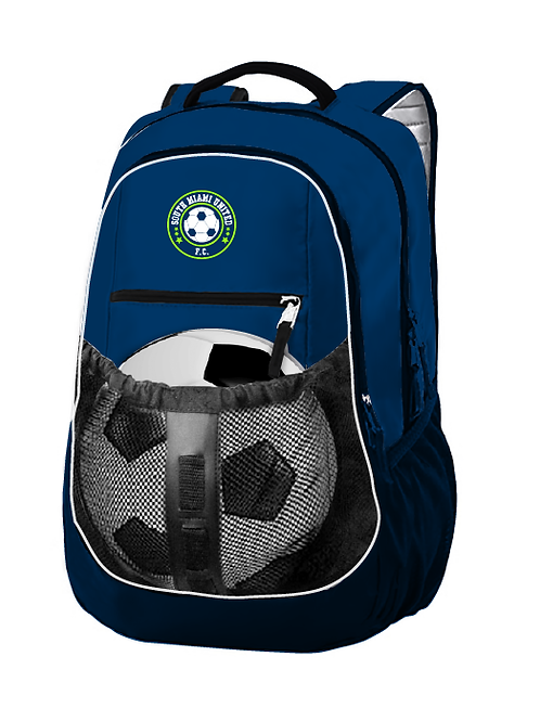 SMUFC Backpack (Ball not included)