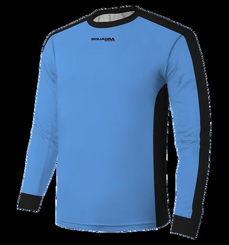 SQUADRA Goal Keeper LS Jersey (Padded Elbows)
