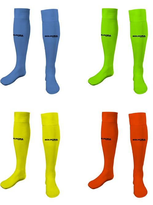 SQUADRA Soccer Socks (Click for more color options)