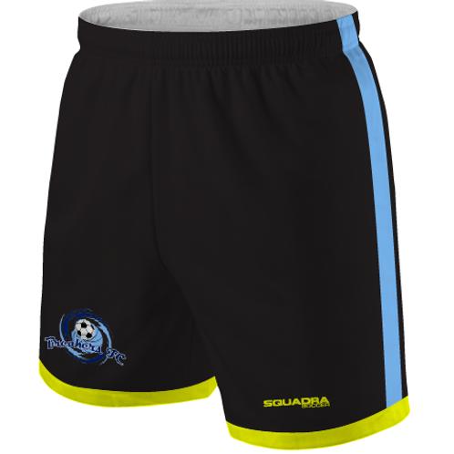 Breakers FC GK Game Shorts Black