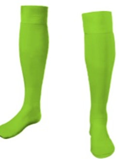 JRS-ESA Player GK Game Socks Lime