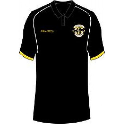 WPU Travel Polo Black