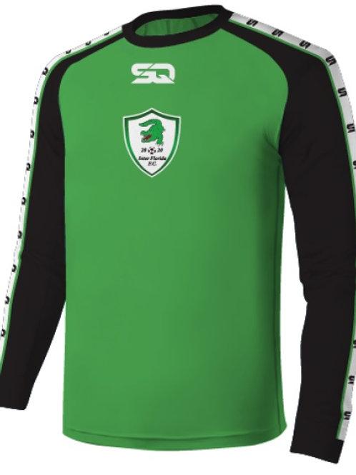 INTER FL LS Fashion Jersey Green-Black