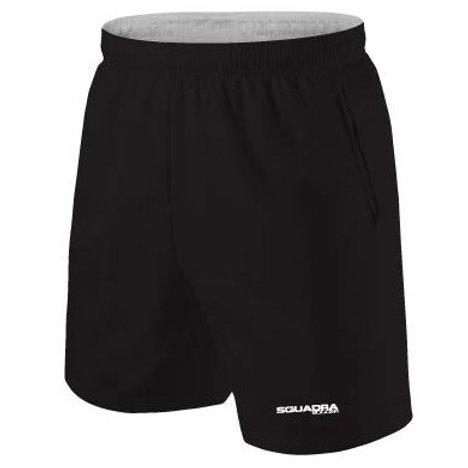 Black Shorts with Pockets