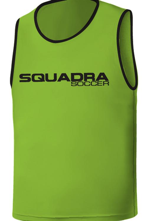 SQ Training Bib - Green Avacado
