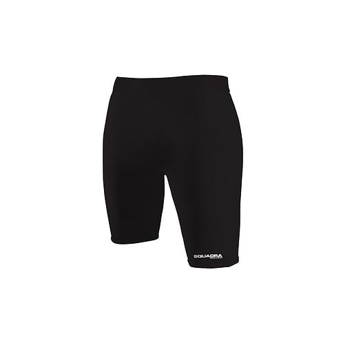 SQUADRA Compression Shorts Black
