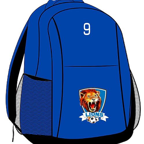 (Pre-order) Naples Lions Backpack Blue