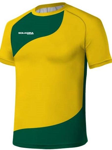 Yellow / Green Jersey