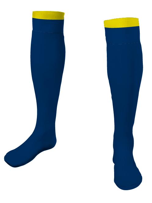 PEAK Socks Navy