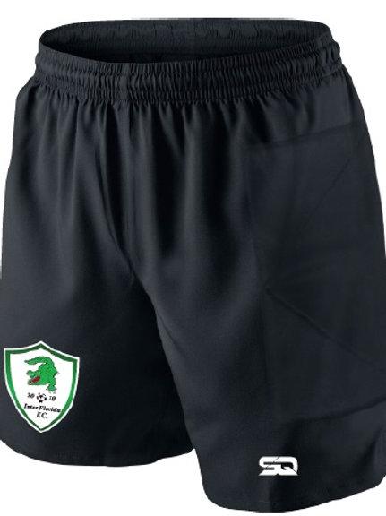 INTER FL GK Game Shorts Padded Black White