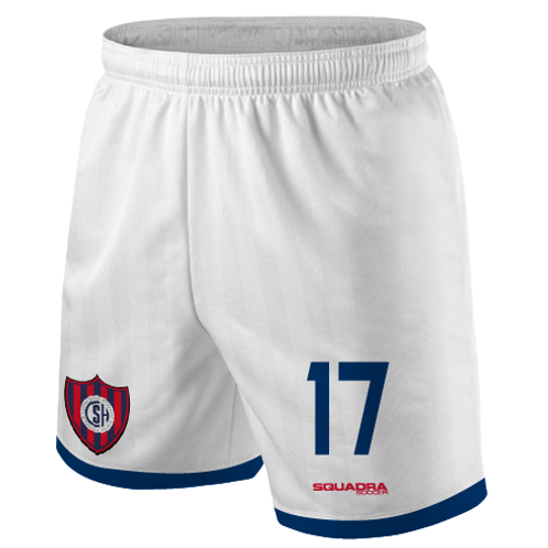 Cyclones Player Game Shorts White