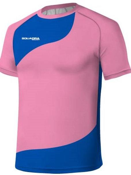 Pink / Sky Blue Jersey