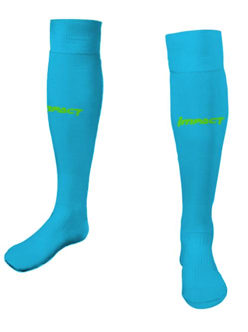Impact GK Game Socks Turquoise (Away)