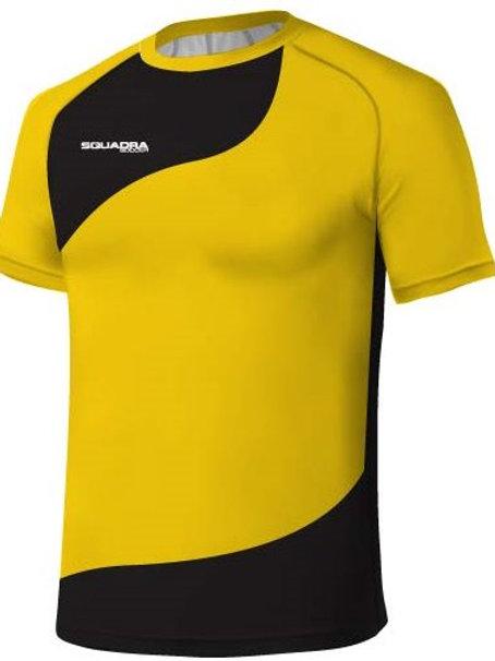 Yellow / Black Jersey