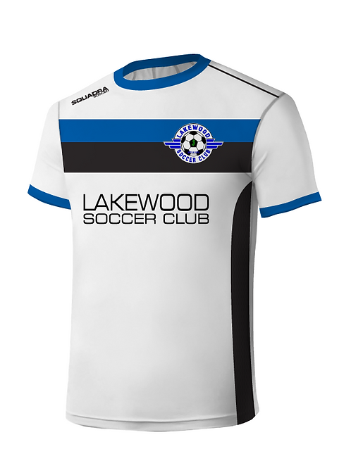 Lakewood FC Game Jersey White (Home)