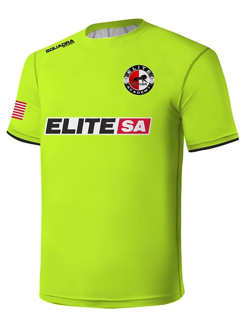 Elite SA Player Game Jersey Neon Yellow