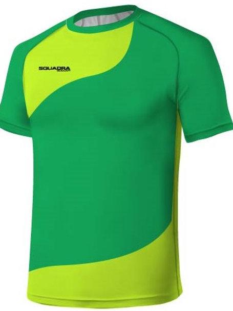 Neon Green / Neon Yellow Jersey