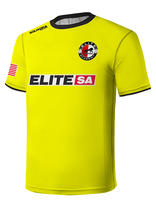 Elite SA GK Game Jersey Yellow (Away)