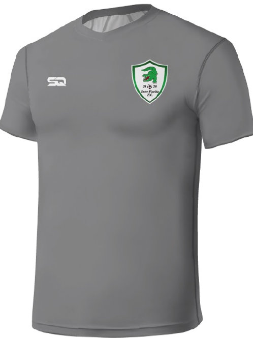 INTER FL Player Training Jersey Grey