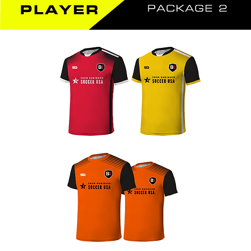 B1USA Player Package 2 (Tops)