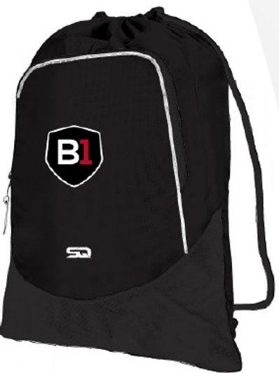 B1USA Sackpack Black