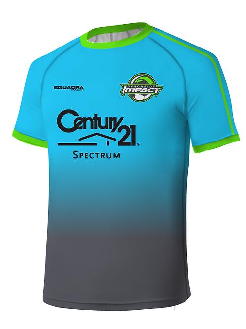 Impact GK Game Jersey Turquoise (Away)