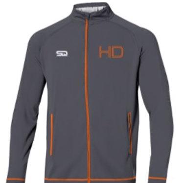 HD Track Jacket Grey