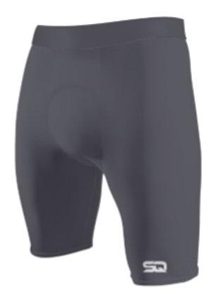 SQ Compression Shorts Grey