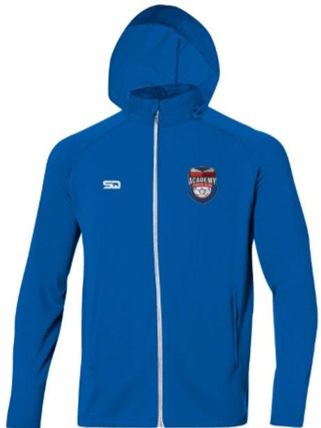 ASC Rain Jacket Blue